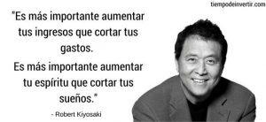 Robert-Kiyosaki libertad financiera