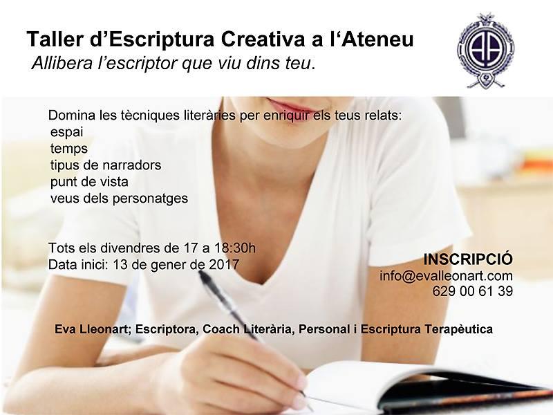 Escriptura Creativa