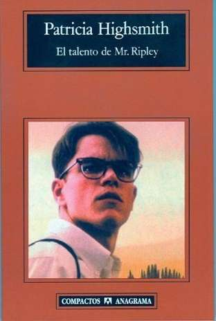 El talento de Mr. Ripley Club de lectura Patricia Highsmith