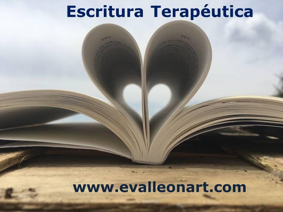 Escritura terapéutica Eva Lleonart
