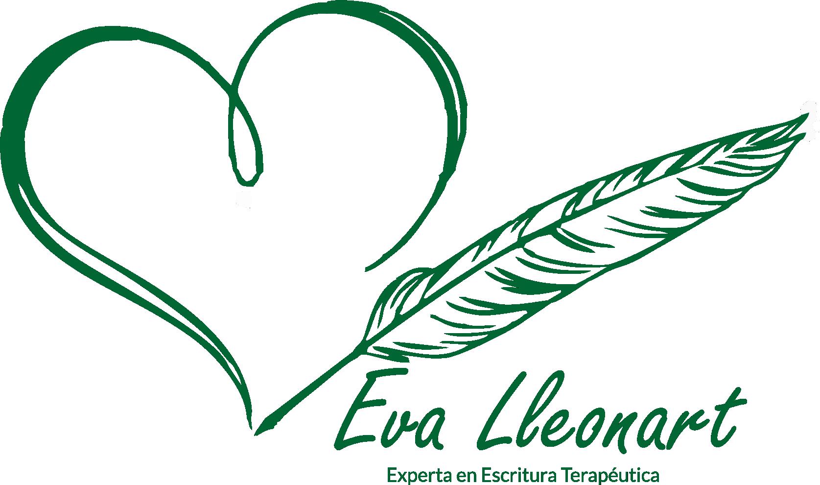 Logo Eva Lleonart Escritura Terapéutica