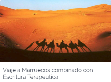 Escritura terapéutica Marruecos Eva Lleonart Feel like travel