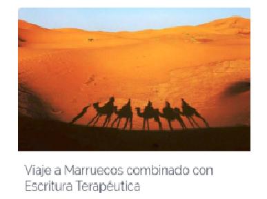 Escritura Terapéutica en Marruecos