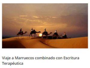 Viaje a Marruecos Escritura Terapéutica Eva Lleonart